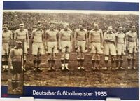 FC Schalke 04 + Deutscher Fußball Meister 1935 + Fan Big Card Edition F47 +