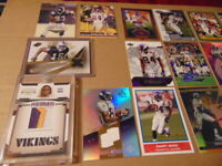 Randy Moss 2005 Gridiron Performers 3 Color Swatch SP,20 Count Lot w/4 Jsys🔥