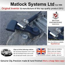 For Vauxhall Vivaro Gear Linkage Cable Repair Clip (DIY-Only 60 Seconds)