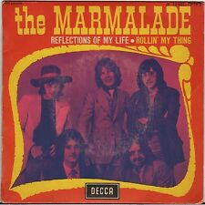 """THE MARMALADE """"REFLECTIONS OF MY LIFE"""" SP 1970 DECCA 79.075"""