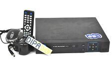 DVR AHD FULL HD 16 canali Telecomando Mouse P2P HSB-1216 Hdmi Vga Bnc Rca Lan