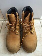 Timberland Size 2 Youth Premium Wheat Boots 12909 M Boys Kids
