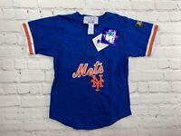 NWT Vintage 90s MLB New York Mets Starter Kids T Shirt KIDS Size Small