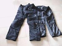 Modeka Damen Motorrad Textil Hose Gr. 23 (46) schwarz 2 x getragen