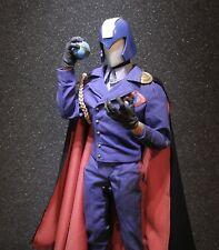 Custom Cobra Commander 1/6 G.I. Joe Hot Toys Sideshow parts     Snake Eyes Duke