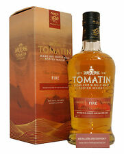 Tomatin Fire Limited Edition 46,0% vol. - 0,7 Liter