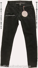 New Womens Marks & Spencer Black Skinny Trousers Size 14 Long LABEL FAULT