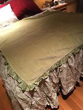 Bella Notte Cotton Velvet Throw - Large