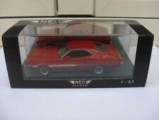 Ford Grand Torino cpe 1972 NEO 44740 MIB 1:43 mercury lincoln mustang BEAUTIFUL