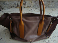 CHCH HCHC CAROLINA HERRERA LEATHER PURSE HAND BAG