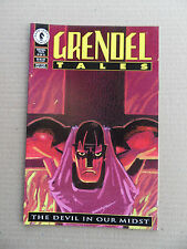 Grendel Tales : The Devil In Our Midst  4 of 5 . Dark Horse 1994 - VF