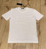 Dolce Gabbana White Tshirt Size S