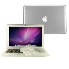 "2 in 1 Crystal CLEAR Case for Macbook AIR 13"" A1369 with TPU Keyboard Cover"