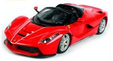 Bburago 1:24 Ferrari 70th LaFerrari Aperta Red Diecast Model Sports Racing Car
