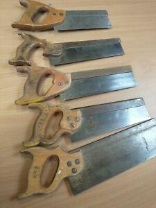 Vintage  Tenon saws