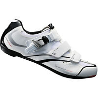 Shimano R088 Road Bike SPD SL Cycling Shoes - White