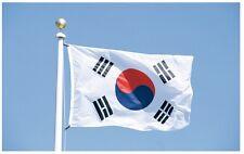 South Korea Flag Polyester the Korean National Banner 3x5feet Taegeukgi ROK