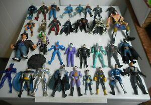 Various Batman Action Figures ( Opened )