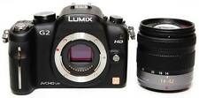 Panasonic Lumix DMC-G2 w/ 14-42mm Lumix G VARIO f/3.5-5.6 Lens (Black)