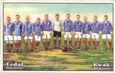 Fußball SAMMELBILD ERDAL KWAK DFB DEUTSCHER MEISTER 1912 * HOLSTEIN KIEL 1927/28