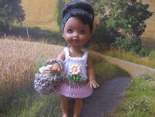 Sammlungsauflösung shelly kelly barbie Puppenkleid Puppenstube Handarbeit