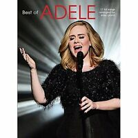 The Best of Adele (Easy Piano) by Music Sales Ltd (Paperback, 2016)