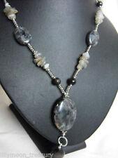 Cushion Glass Alloy Costume Necklaces & Pendants