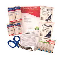 UFirst First Aid Kit Module : Safe Work Australia Deluxe Venomous Bites Complete