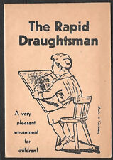 1930's The Rapid Draughtsman Childs Drawing Toy - Made in Germany - Movie Stars