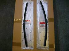 GENUINE HONDA CIVIC WIPER BLADE SET 2006-2012