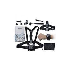 Dazzne 8 in 1 Chest harness, Head strap, J Hook, Selfie Stick, Wrist strap Kit