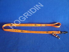 new Harley  Davidson one inch 44 inches long nylon dog lead leash  H0964