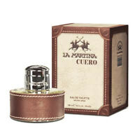 LA MARTINA CUERO UOMO EDT 100 ML SPRAY