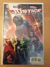 JUSTICE LEAGUE 41, NM 9.4, 1ST PRINT, DARSEID WAR PART 1