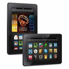 Amazon Kindle Fire HDX Gen 3 C8X4DE 16GB 2GB RAM Quad Core Tablet 4G NO SIM TRay