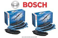 [FRONT + REAR SET] Bosch Blue Disc Brake Pads BH97107
