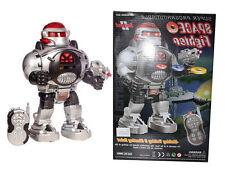 space fighter fernbedienung walking tanz dreh schiebe roboter spielzeug uk lager