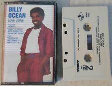 Billy Ocean - Love Zone - Music Cassette Tape