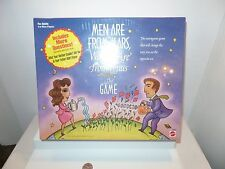 Mattel- MEN ARE FROM MARS, Women are from Venus Board Game NEW SEALED
