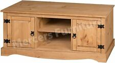 Tv Unit Furniture Corona 2 Door Flat Screen TV Media