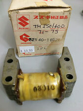 Suzuki TM250/400 Primary Coil (Ign)  ,  OEM Part , No 32140-16521 .
