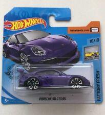 Hot Wheels 2019 * Porsche 911 GT3 RS * HW Factory Fresh