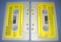 V/A THE STORY OF POP Double cassette tape album