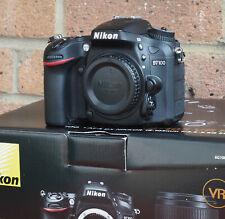 Nikon D7100 body only 15K shutter count