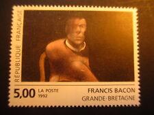 Timbre - FRANCE - Tableau de Francis BACON - 1992 - neuf ** - n° 2779