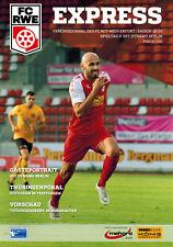 FC Rot - Weiß - Erfurt  - BFC Dynamo Berlin 2019/2020
