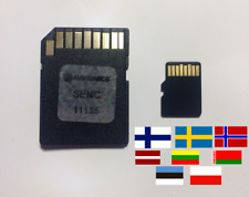 Navionics+ 44XG Baltic Sea microSD with SD adapter