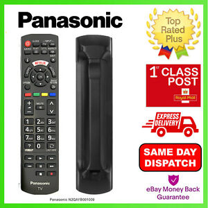 OFFICIAL GENUINE PANASONIC SMART TV VOICE REMOTE CONTROL N2QAYB001009 - NEW