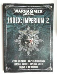 Warhammer 40,000K Index: Imperium 2  Astra Militarum Adeptus Mechanicus ++  PB