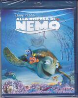 Blu-ray Disney Pixar ALLA RICERCA DI NEMO nuovo italia 2003
